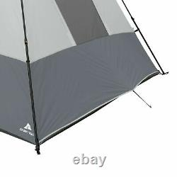 Ozark Trail Tente Cabine Instantanée Avec Led Lighted Poles 10'l X 9'w X 66h 6-person
