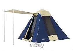Oztrail Tourer 9 Grande Tente Familiale Extérieure Camping Toile De Randonnée 4 Personnes