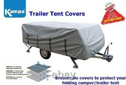 Pennine / Conway Folding Camper Winter/storage Cover Par Kampa