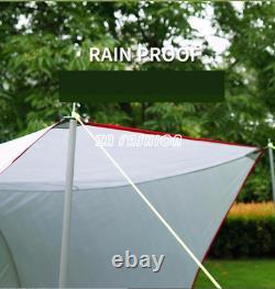 Portable Large Beach Canopy Waterproof Sun Shade Tente Abri Outdoor Camping