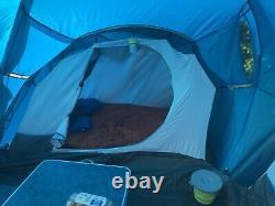 Quechua Arpenaz 6.3 Tente Familiale 6 Personne 3 Chambre Camping Hood Tente
