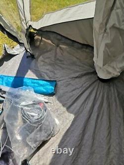 Quechua Tente Gonflable Air Seconds Famille 4.2 XL Grande Explosion Grand Camp De Pompe