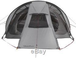 Quickhiker Ultralight Trekking Tent 3 Personnes Tente Avec Grand Espace De Stockage
