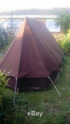 Reconstitution Scout Patrol Living History Grande Tente En Toile