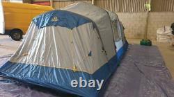 Salut Gear Airgo Mahora 8 Gonflable Huit Berth Personne Homme Camping Tente Aérienne Grande