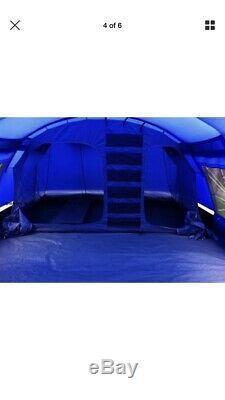 Salut Gear Kalahari 10 Tente Homme Et Porche. Famille, Grand Groupe