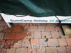 Suncamp Tente Remorque