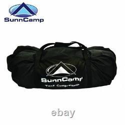 Sunncamp Grande Tente Sac De Rangement De Stylo De Style Headall Sac De Compression Robuste