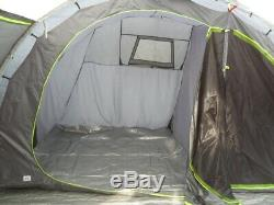 Sunncamp Vario 6 Tente Famille Platinum. Grande Taille. Collection Dy9