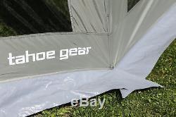Tahoe Gear Carson - Famille Tente De Cabine Pour Grande Famille, 3 Saisons 14 Personnes Tgt-carson-18
