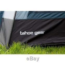 Tahoe Gear Ozark Tgt-ozark-16 Tente Cabine Familiale 16 Saisons, 3 Saisons, Grande