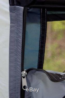 Tahoe Gear Ozark Tgt-ozark-16 Tente De Cabine Familiale Grande Capacité 16 Personnes, 3 Saisons, Bleu
