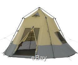 Tenez La Tente Campant La Tente Tp Imperméable Extra Large Instantanée De Personne 6-8 Personnes
