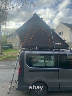 Tentbox Tente Sur Le Toit De La Cargaison