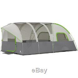 Tente 6-8 Personnes Pour Le Camping Oztrail Extra Large Oztrail Best Family Mesh Tall