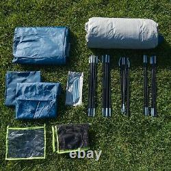 Tente Cabine De 10 Personnes Portable Instant Outdoor Camping Shelter Rainfly Family New