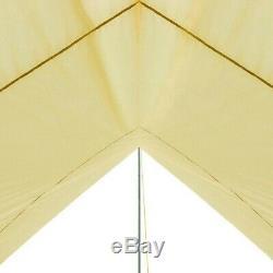 Tente Camping Extérieur Imperméable À L'eau Tarp Abri-soleil Rain Cover Grand Auvent