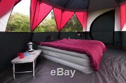 Tente Coleman Tente De Camping Festival Cortes Octagon Grand Dôme Spacieux Utilisation Facile