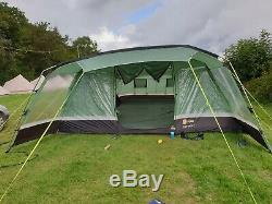 Tente Corado 8 Hi Family Large Pour 8 Personnes