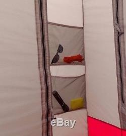 Tente De Camping Cabine Double Pour 8 Personnes, Pour 2 Personnes, Grandes, Chambres 2