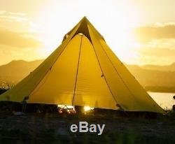 Tente De Camping En Plein Air 2-3 Tente Ultralight Grande Personne