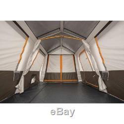 Tente De Camping Fournitures D'équipement Cabine D'engrenage Instantanée Grande Tente Familiale Pour 9 Personnes