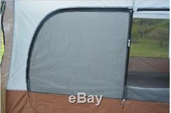 Tente De Camping Grand Grand Salon 5 Voiture Familiale 4x4 Survival Car Van
