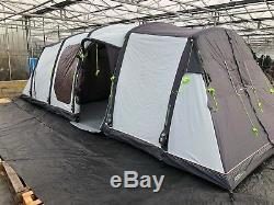 Tente De Grand Air Ozone 4.4 Outdoor Revolution Voir La Description