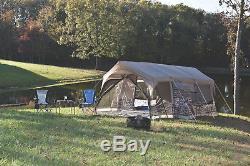 Tente De La Cabine De Famille Allume L'écran De Projecteur Grand 6