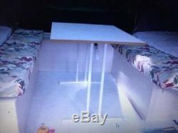Tente De Remorque Trigano Vendome Large Pour 8 Personnes + Doubles Auvents / Extensions-coût 4,55 £ +