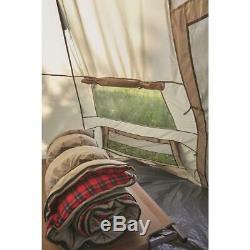 Tente De Tipi 14x14 6 Personnes De Guide De Personne De Grande Famille De Camping Imperméable