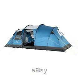 Tente De Tunnel En Plein Air Pour Festival Du Grand Groupe Familial Royal Brisbane, 6 Personnes