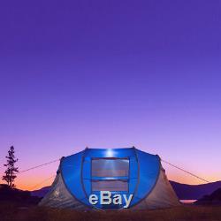Tente Extérieure De Carlingue Imperméable De Grandes Tentes De Camping De Famille Pour 8 10 12 Personnes