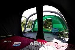 Tente Familiale Gonflable 2018 De Coleman Air Valdes 6xl, Camping Familial Grande