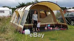 Tente Filey 6 Classic 2013 Grande Tente Familiale