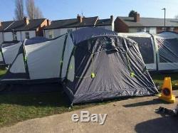 Tente Gonflable De Personne De Couchette De 12 Hommes De La Révolution Airedale Air