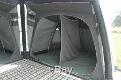 Tente Gonflable De Personne De Couchette De 12 Hommes De La Révolution Airedale Air Show Show Large