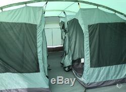 Tente Higear Pour Grande Famille (corado)