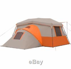 Tente Instantanée Chalet 11 Personne Orangeraies Saison Chambre Devider Camping Outdoor Gear