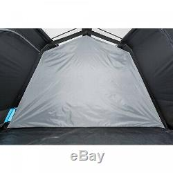 Tente Instantanée Grande 10 Personne Instantanée Chalet Foncé Rest Blackout De Windows Camping