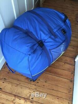 Tente Occasion Berghaus 6xl Air Grande 6 Couchette
