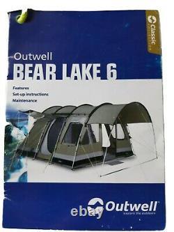 Tente Outwell Bear Lake 6