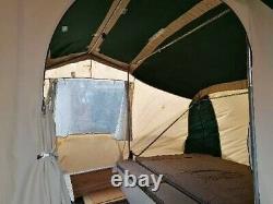 Tente Remorque, Dort 4 Plus. Large Extention, Nouveaux Roulements De Roue Et Beaucoup Plus