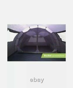 Tente Tunnel 4 Personnes Tente Double Peau Échappement Urbain