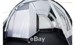 Tente Tunnel Adventuridge Pour 4 Personnes Avec Grand Porche
