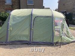 Tente Vango Taiga 600xl Airbeam Pour Grande Famille
