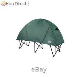 Très Grand Lit De Camp Pour Tente De Nuit Avec Abri De Nuit Au Sol Avec Sac De Transport À Roues Rain + Fly