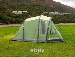 Vango 400 Tente, 4 Personnes. Grand. Epsom Green. Faisceau D'air. Faisceau D'air. Gonflable
