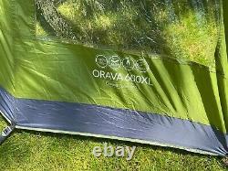 Vango 6 Tente De Personne Orava 600xl Tente De Très Grande Famille Utilisé Quelques Fois Seulement