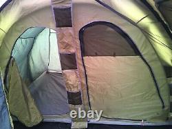 Vango Air Beam Exodus 600 Tente Familiale Et Accessoires, Tapis Gonflable 4-6 Homme
